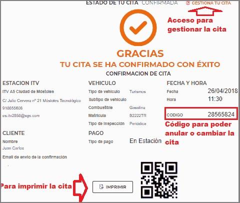 Cita previa ITV en Aragón