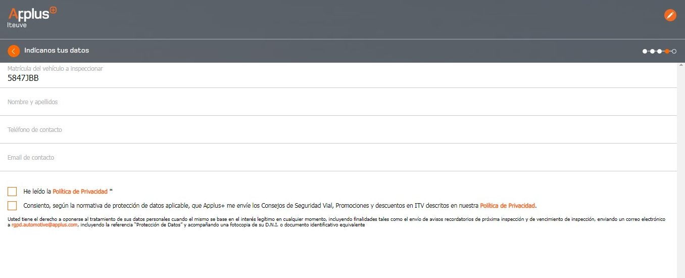 Cita previa ITV en País Vasco