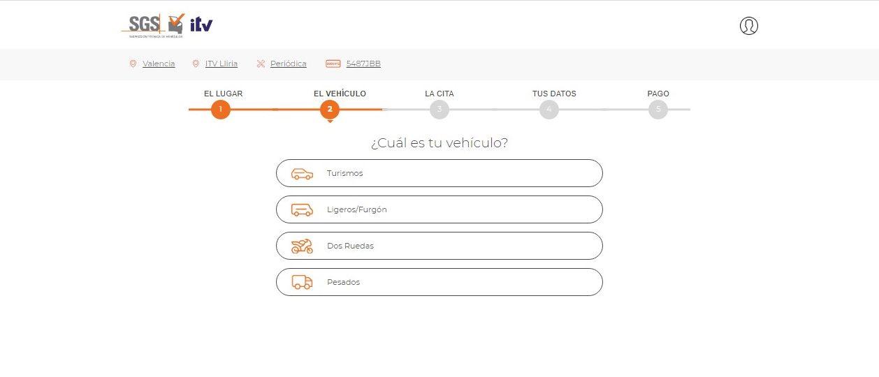 Cita previa ITV en Comunidad Valenciana