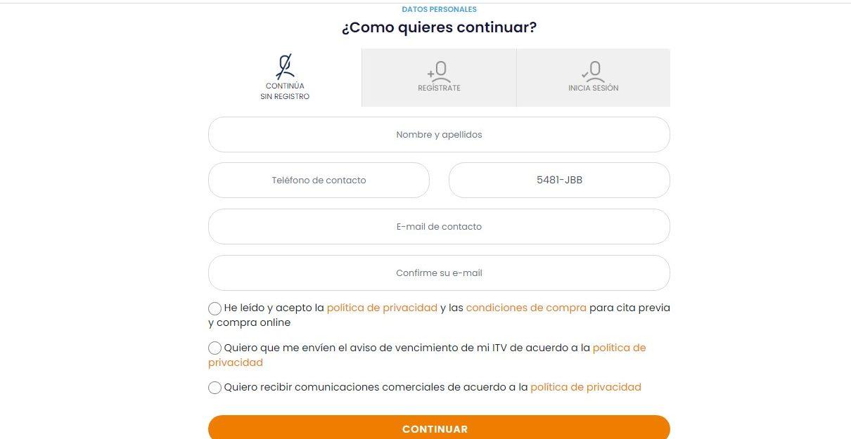 Cita previa ITV en Castilla y León